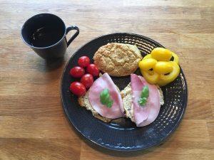 Snabba frukostfrallor, paleo/lchf