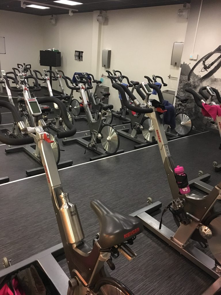Cycling – 60 minuters träningspass