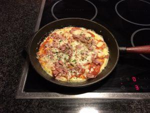 Läs mer om artikeln Pizza på äggbotten